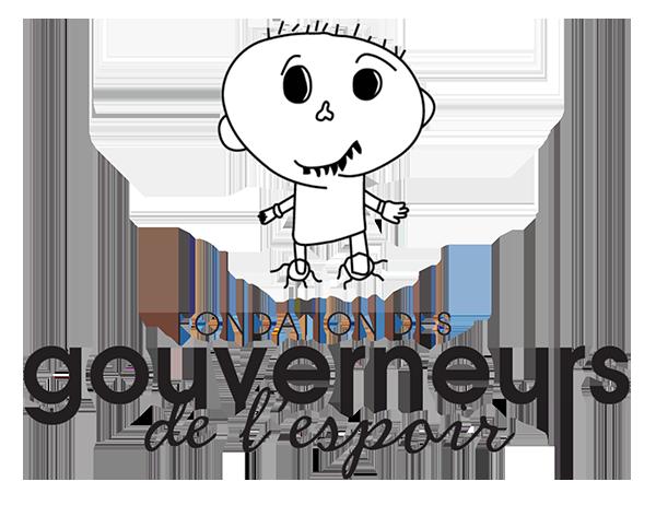Logo Fondation des gouverneurs de l'espoir